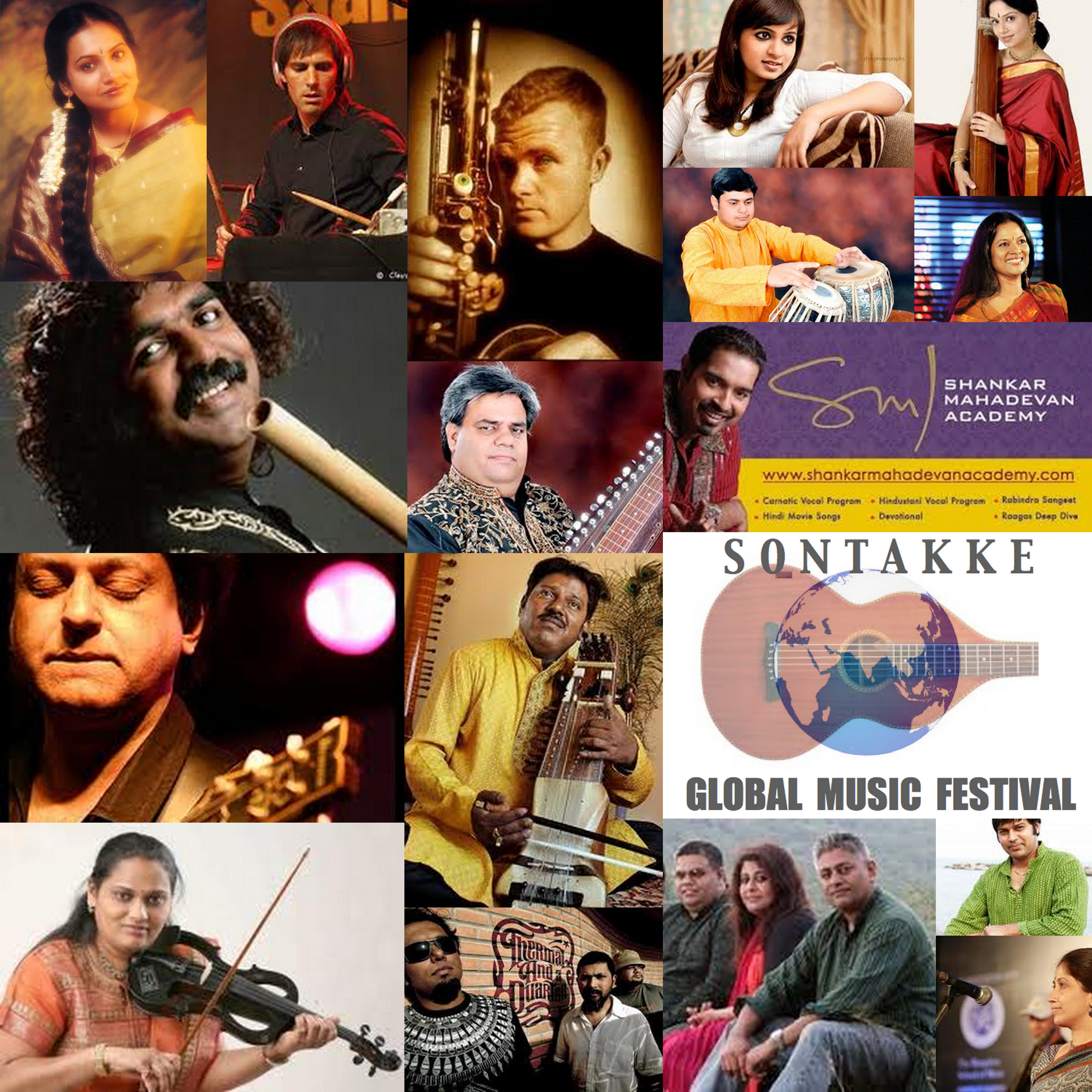 Sontakke Global Music Festival 2013